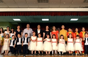 The Sino-Greek Culture Festival held